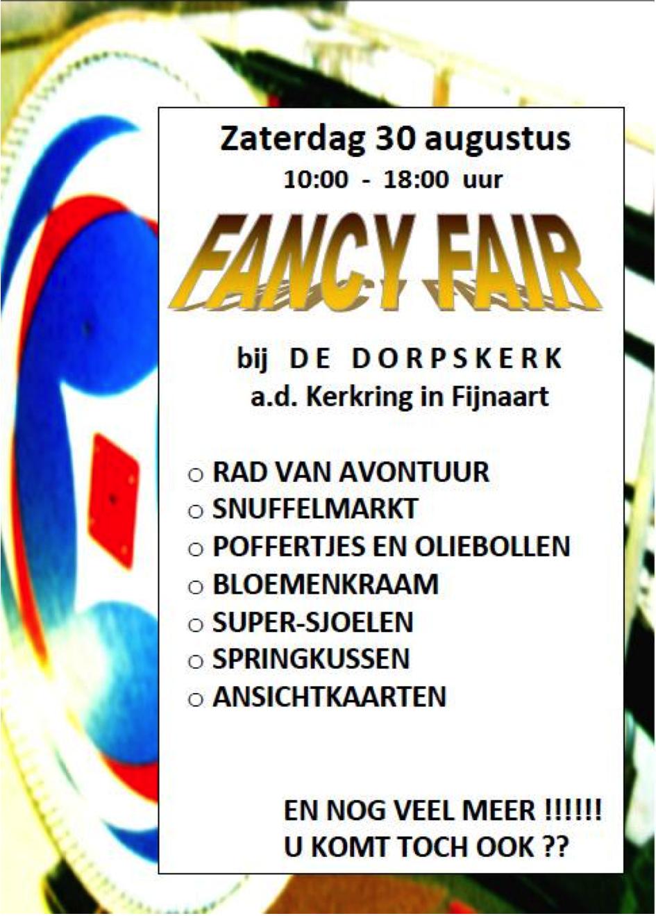 Fancy Fair PKN Fijnaart