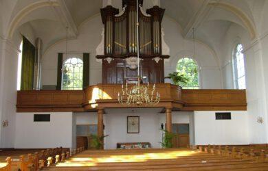 Orgel op verzoek